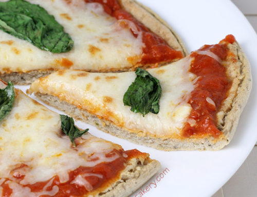 Low-Carb Protein Pizza