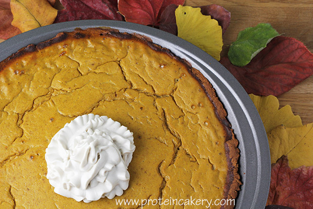 pumpkin-protein-pie-whipped-cream