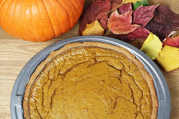 pumpkin-protein-pie-whole