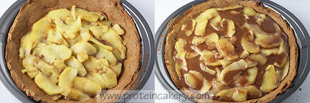 caramel-apple-protein-pie-filling