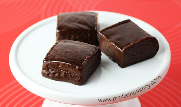 double-chocolate-protein-fudge