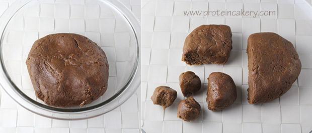 gingerbread-protein-warrior-cookies-dough