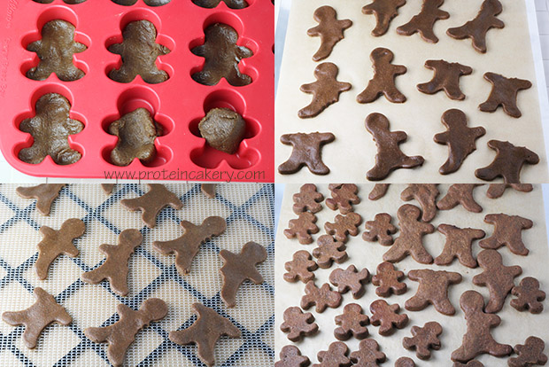 gingerbread-protein-warrior-cookies-silicone-dehydrator
