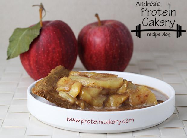 protein-cakery-caramel-apple-protein-pie