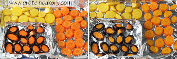 rainbow-carrot-protein-ricotta-tarte-roasted-carrots