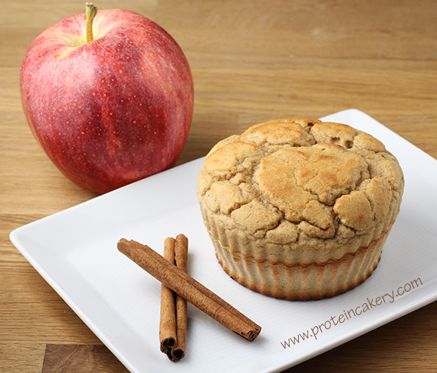 cinnamon-apple-protein-cake-ingredients