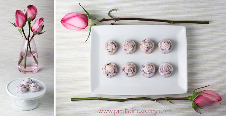 cherry-rose-protein-truffles-pink-roses