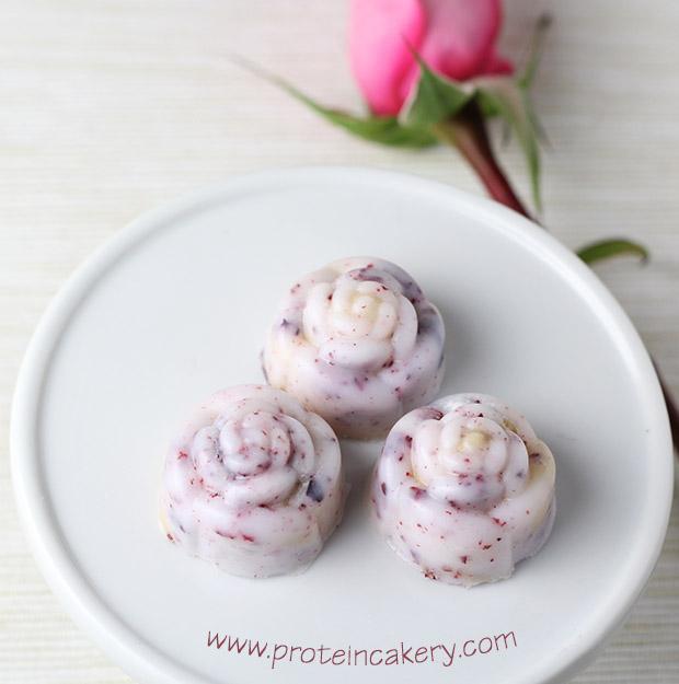 cherry-rose-protein-truffles