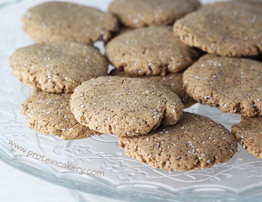 chia-almond-protein-cookies