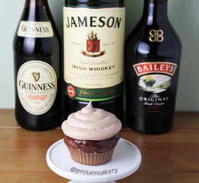 guinness-whiskey-irish-cream-protein-cupcakes-1