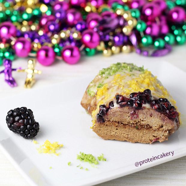 mardi-gras-protein-king-cake-protein-cakery