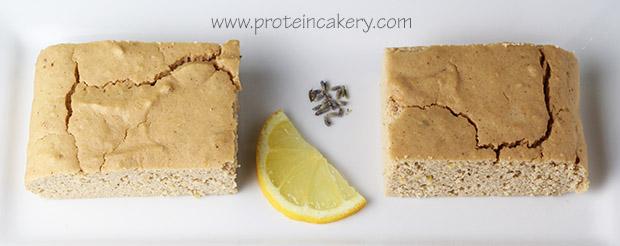 lemon-lavender-protein-cake-grain-free