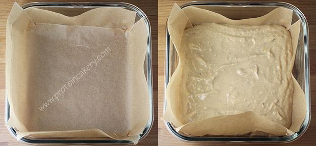 lemon-lavender-protein-cake-parchment