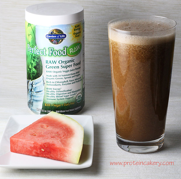 protein-cakery-watermelon-green-drink