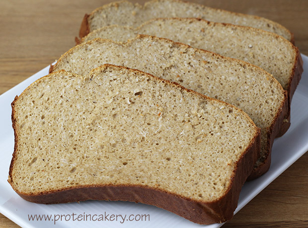 honey-oat-protein-bread-fiber