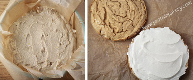 lemon-protein-cake-vanilla-yogurt-protein-frosting-layers