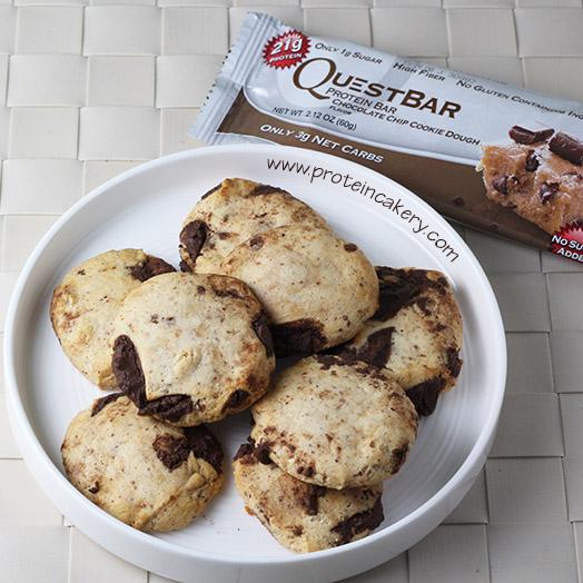quest bar cookies
