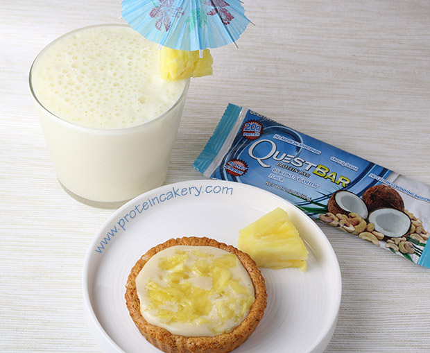 quest-coconut-pineapple-protein-tartlets