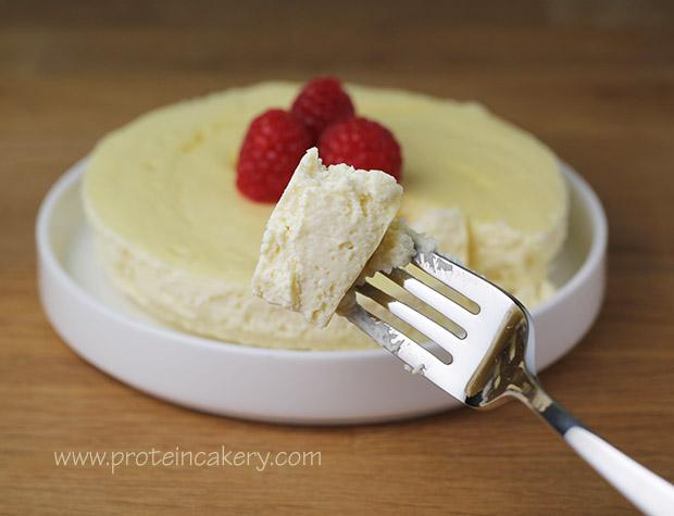individual-protein-cheesecake-creamy