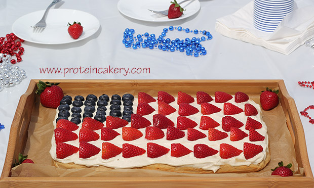 protein-flag-cake-barbecue