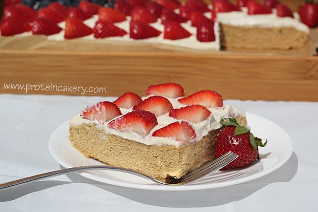 protein-flag-cake-strawberries