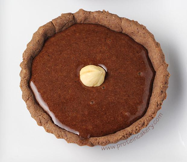 chocolate-hazelnut-protein-tartlets-gluten-free