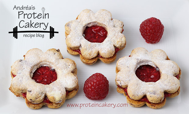 protein-cakery-quest-bar-linzer-cookies