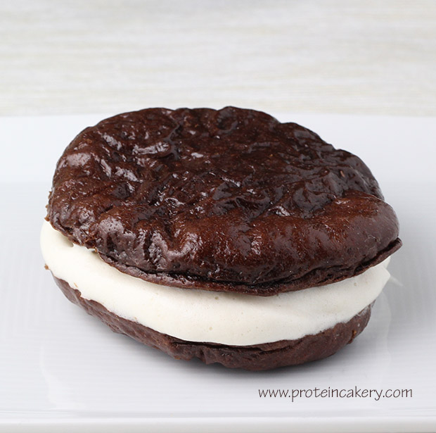 Protein Whoopie Pies - Andréa's Protein Cakery