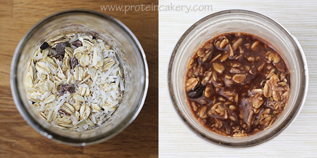 chocolate-coconut-overnight-protein-oats-jar