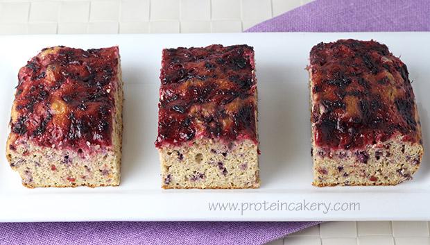 sugar-plum-protein-cake-cornmeal