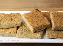 garlic-protein-bread