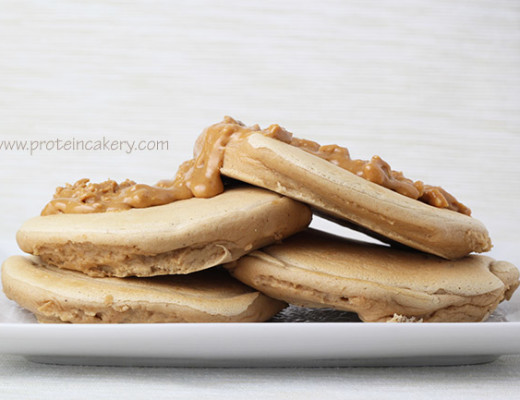 peanut-butter-protein-pancakes