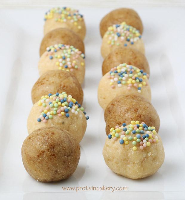 cake-batter-protein-truffles-coconut-sugar