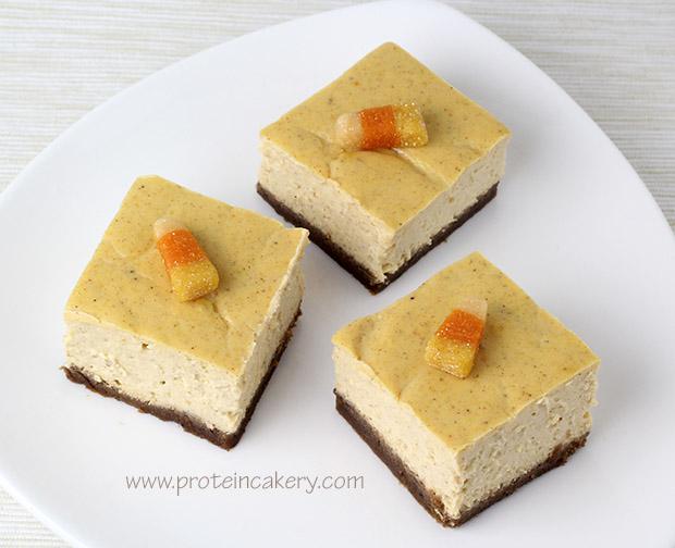 pumpkin-protein-cheesecake-gingerbread-bars-candy-corn-1