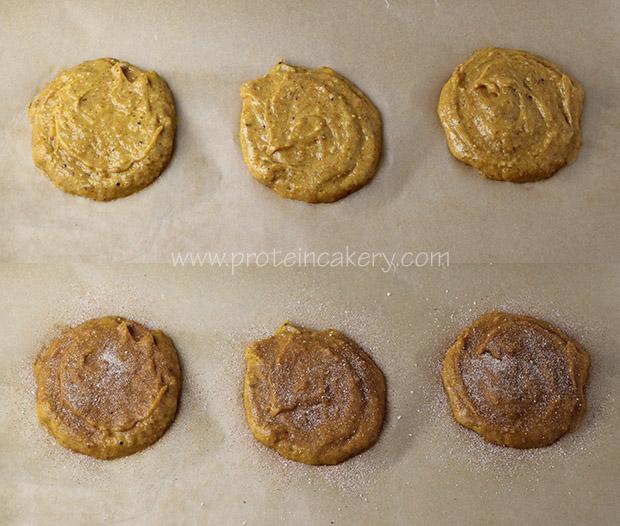 pumpkin-snickerdoodle-protein-cookies-gluten-free