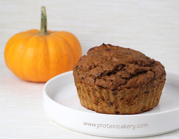 pumpkin-spice-latte-protein-muffins-egg-free