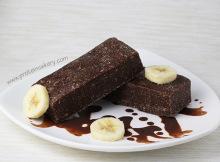 chocolate-peanut-butter-banana-protein-bars