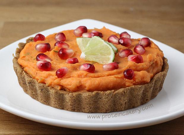sweet-potato-protein-tartes-lime-pomegranate