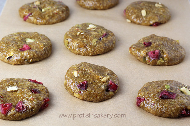 pistachio-cranberry-protein-cookies-gluten-free