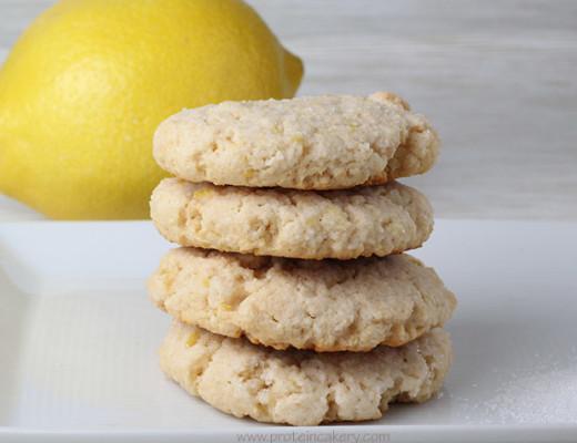 protein-lemon-sugar-cookies
