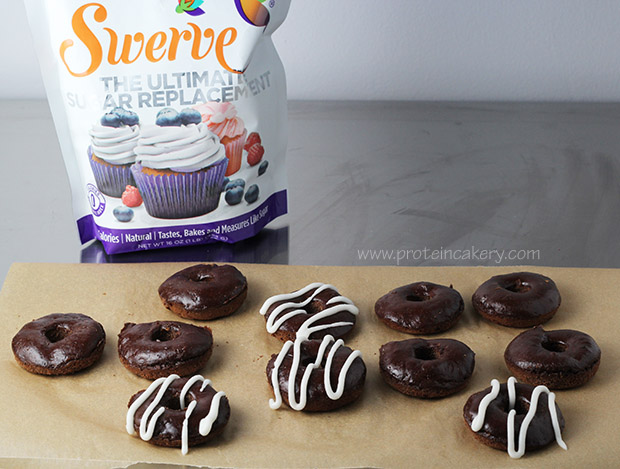 iced-chocolate-protein-donuts-swerve-erythritol
