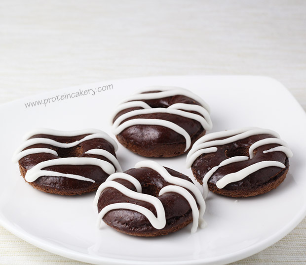 iced-chocolate-protein-donuts