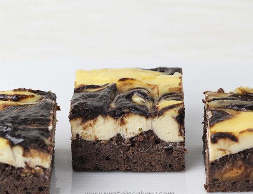 protein-brownie-cheesecake-bites