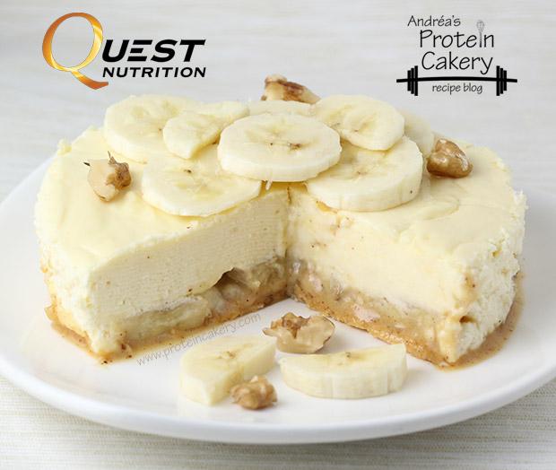 protein-cakery-banana-nut-protein-cheesecake