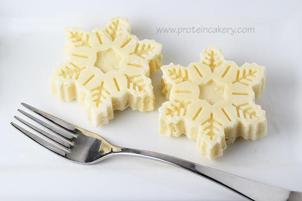 protein-snowflake-cheesecake