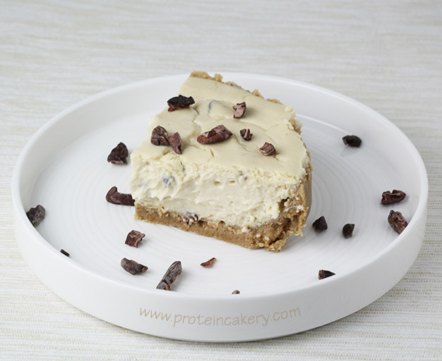 chocolate-chip-protein-cheesecake-healthy
