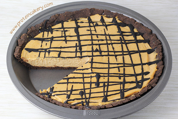 chocolate-peanut-butter-protein-pie-pi-day