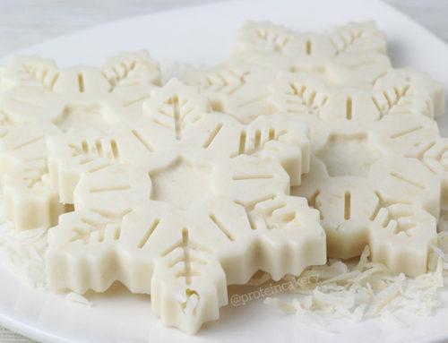 Coconut Snowflakes