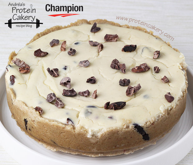 protein-cakery-chocolate-chip-protein-cheesecake