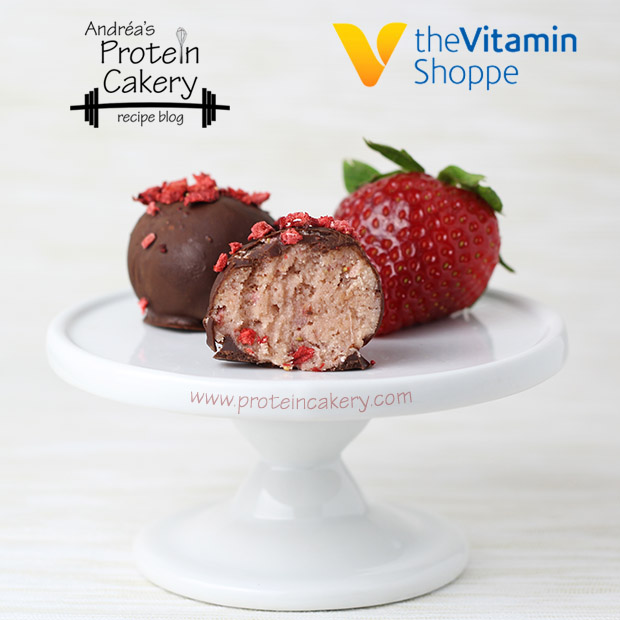 protein-cakery-strawberry-protein-truffles